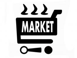 大津市梅林に「MARKET Espresso & Vegetables」本日オープンのようです。