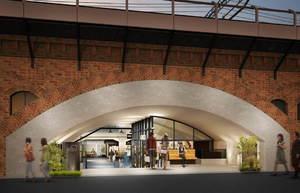 JR有楽町~新橋駅高架下に新商業施設「日比谷 オクロジ」9月10日開業!