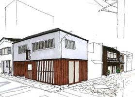商店街の路地を再生...長崎県長崎市古川町に複合施設「めがね橋ロジック」明日グランドオープン