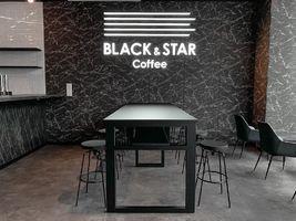 祝!7/14.GrandOpen『ブラック&スター コーヒー』カフェ(福岡県福岡市東区)