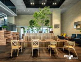 大阪府豊中市の豊中市立文化芸術センター内に「オリオン コーヒー」6月2日オープン!