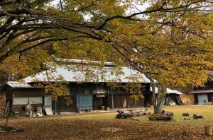 山の中の古民家カフェ...福島県福島市土湯温泉町堤ヶ平の『空cafe』