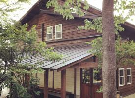 木のしたにある小さなごはん屋さん...滋賀県大津市北比良の「木のした料理店」