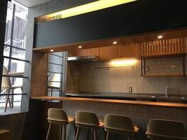 新スタイルの飲食店ビル...東京都中央区銀座7丁目に「ギンザ ステップス」7/7オープン