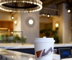 大阪市西区北堀江のワークスペースCUE内に「グランノットコーヒー2nd store]プレオープン