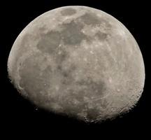 月がキレイだ