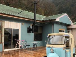 サイクリストの聖地、鍋谷峠の南側...和歌山県伊都郡かつらぎ町滝に「四郷カフェ」プレオープン