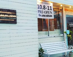 祝!10/8-11.プレopen『レモニズム』レモネード専門店(千葉県茂原市)