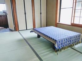 和室の部屋の畳に傷などが少し増えてきたため、上敷きを導入しました!