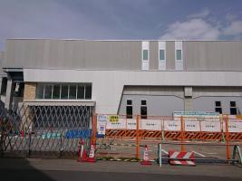 2019年春開業予定「JRおおさか東線淡路駅(仮称)」。。。