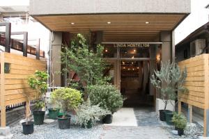 大阪市北区浮田のホステル『LINDA HOSTEL 106』