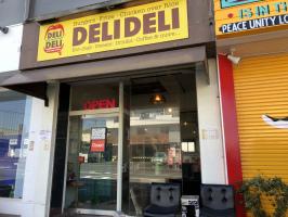 名張のハンバーガー屋さん DELIDELI。。