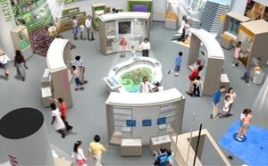 東京都港区虎ノ門3丁目に最新鋭のプラネタリウムを備えた「港区立みなと科学館」6月15日全館オープン!