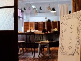 パンと焼き菓子と珈琲。。山口県下関市細江町2丁目の喫茶『むぎまめ舎』