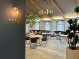 祝!7/21.GrandOpen『noble cafe』(高知県高知市)
