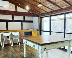 築100年超えの古民家カフェ。。。高知県東部北川村加茂に『晴晴』8/28オープン