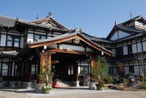 奈良県奈良市のクラシックホテル『奈良ホテル』