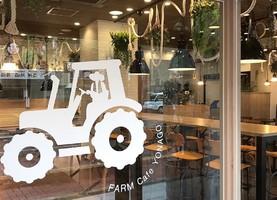 鳥取県米子市明治町に「ファームカフェ米子」が7/24よりプレオープンされているようです。