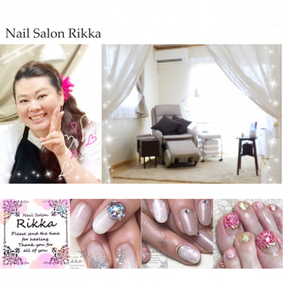 8204Nail Salon & School Rikka