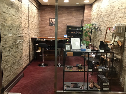23106靴磨き専門店 Chou Choute 名古屋観光ホテル