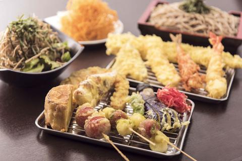 14103揚げたて天ぷら酒場 by つか蕎麦【横浜駅西口】