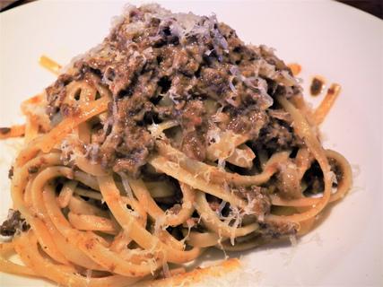 トレネッテ イタリアのマンマ直伝のボロネーゼ