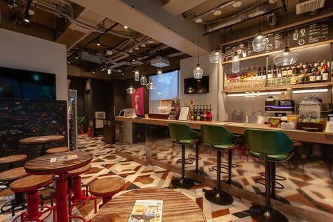 13106Q Cafe 上野
