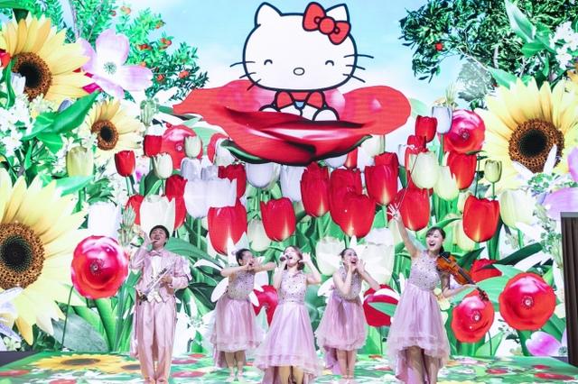 """<p>ハローキティのショーと食事が楽しめる新感覚シアターレストラン</p> <p>「HELLO KITTY SHOW BOX」8月12日グランドオープン!</p> <p>ハローキティの夢を""""3Dホログラム""""などのメディアアートによって</p> <p>演出するギャラリーや、歌・ダンス・演奏によるショーが楽しめるほか</p> <p>植物性食品を使用した健康や環境に配慮した料理を提供。。。</p> <p>http://bit.ly/2MgBdIE</p><div class=""""news_area is_type01""""><div class=""""thumnail""""><a href=""""http://bit.ly/2MgBdIE""""><div class=""""image""""><img src=""""https://scontent-nrt1-1.cdninstagram.com/vp/c6bf1708846871c26922e7945539db84/5DF071F8/t51.2885-15/e35/67534428_329828771304578_2262275243189496228_n.jpg?_nc_ht=scontent-nrt1-1.cdninstagram.com""""></div><div class=""""text""""><h3 class=""""sitetitle"""">ハローキティショーボックス on Instagram: """" ????8月12日(月)淡路島西海岸に、 ハローキティのショーと食事が楽しめる 新感覚シアターレストラン 『HELLO KITTY SHOW BOX』がオープン‼️ . 詳しくは公式HPへ????♀️✨…""""</h3><p class=""""description"""">61 Likes, 0 Comments - ハローキティショーボックス (@hellokittyshowbox.awaji) on Instagram: """" ????8月12日(月)淡路島西海岸に、 ハローキティのショーと食事が楽しめる 新感覚シアターレストラン 『HELLO KITTY SHOW BOX』がオープン‼️ .…""""</p></div></a></div></div> ()"""