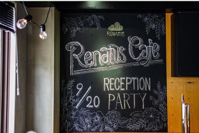 """<p>コンセプトカフェ&バー</p> <p>「RENATUS cafe」9/21グランドオープン</p> <p>ビル一棟まるごとリノベーション</p> <p>わくわくビルのコンセプトは体験型ショールーム</p> <p>http://bit.ly/2lAJSta</p> <p>http://bit.ly/2jXQ12d MAP</p> <div class=""""news_area is_type01""""></div><div class=""""news_area is_type01""""><div class=""""thumnail""""><a href=""""http://bit.ly/2lAJSta""""><div class=""""image""""><img src=""""https://prtree.jp/sv_image/w640h640/5R/UL/5RUL3GRPVewbUrQY.jpg""""></div><div class=""""text""""><h3 class=""""sitetitle"""">RENATUS cafe on Instagram: """"カフェの床に文字が!  #renatuscafe #カフェ #cafe #コワーキングスペース #コワーキング #coworking #神楽坂 #赤城坂 #kagurazaka #天気の子 #wifi電源 #空間デザイン #体験型ショールーム #生まれ変わる""""</h3><p class=""""description"""">13 Likes, 0 Comments - RENATUS cafe (@renatus_cafe) on Instagram: """"カフェの床に文字が!  #renatuscafe #カフェ #cafe #コワーキングスペース #コワーキング #coworking #神楽坂 #赤城坂 #kagurazaka #天気の子…""""</p></div></a></div></div> ()"""
