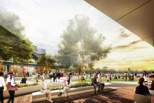 """<p>「ウォーターズ竹芝(WATERS takeshiba)」2020年開業!</p> <p>劇団四季が培ってきた文化・芸術の発信拠点の機能を核に、</p> <p>水辺と浜離宮恩賜庭園を臨む立地環境を活かした新しいまちづくりを展開。</p> <p>""""ウォーターズ""""の命名の通り、水辺の環境を最大に活かし、</p> <p>文化や芸術を通じて交流が生まれる街づくりを提案していく。</p> <p>開発の中心となるのは、ホテルやオフィス、商業エリアを備えた</p> <p>地上26階・地下2階の高層棟と、地上6階・地下1階の劇場棟、</p> <p>そして地上10階・地下1階の駐車場棟になる。</p> <p>開業時期<br />・I期 (高層棟・駐車場棟) 2020年4月<br />・II期 (劇場棟) 2020年内</p> <p>http://bit.ly/2kCM0AH</p><div class=""""news_area is_type01""""><div class=""""thumnail""""><a href=""""http://bit.ly/2kCM0AH""""><div class=""""image""""><img src=""""https://scontent-nrt1-1.cdninstagram.com/vp/c99ea670fd41679cb4636326ef8a8c47/5E11E82D/t51.2885-15/e35/s1080x1080/66683068_468173573740403_2049694928922085226_n.jpg?_nc_ht=scontent-nrt1-1.cdninstagram.com&_nc_cat=111""""></div><div class=""""text""""><h3 class=""""sitetitle"""">ウォーターズ竹芝建設現場 on Instagram: """"2019.8.17(土)  #竹芝 #風景 #新開発 #劇団四季 #工事 #工事中 #工事現場 #設計 #解体 #建築 #職人 #土木 #鳶 #職人 #ガテン系 #クレーン #クレーン車 #トラック #重機 #浜離宮 #東洋テクノ #共栄興業 #jr #jr東日本 #ビル…""""</h3><p class=""""description"""">16 Likes, 0 Comments - ウォーターズ竹芝建設現場 (@waterstakeshiba) on Instagram: """"2019.8.17(土)  #竹芝 #風景 #新開発 #劇団四季 #工事 #工事中 #工事現場 #設計 #解体 #建築 #職人 #土木 #鳶 #職人 #ガテン系 #クレーン #クレーン車 #トラック…""""</p></div></a></div></div> ()"""