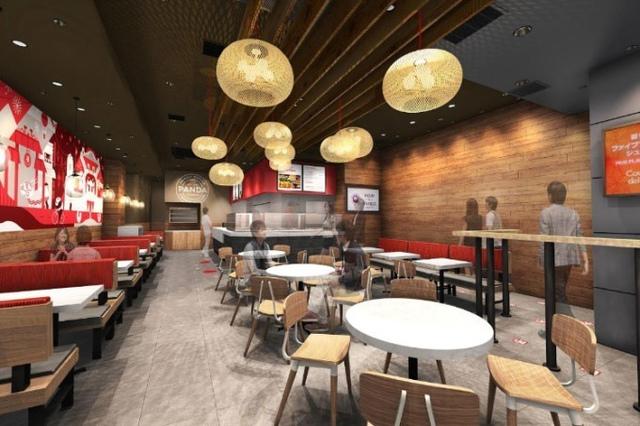 """<p>アメリカ・カリフォルニア発チャイニーズレストラン</p> <p>「PANDA EXPRESS DiverCity Tokyo Plaza」3月12日オープン!</p> <p>パンダエクスプレスは、1983年カリフォルニア州で誕生し、</p> <p>現在は世界に2,000店舗以上出店しているレストラン。</p> <p>決して家庭では味わえない、でもどこかほっとするような</p> <p>パンダエクスプレスの味を日本の皆様に。。。</p> <p>https://goo.gl/ngwPfL</p><div class=""""news_area is_type01""""><div class=""""thumnail""""><a href=""""https://goo.gl/ngwPfL""""><div class=""""image""""><img src=""""https://pbs.twimg.com/media/D1bIVDTUYAEmFpU.jpg:large""""></div><div class=""""text""""><h3 class=""""sitetitle"""">Panda Express Japan on Twitter</h3><p class=""""description"""">""""おはようございます☀先ほど、ダイバーシティ東京プラザ店、グランドオープンしました????オープン前からお並びくださった方も多く、皆さんの期待をひしひしと感じています????本日と今週末は、SNSで「#パンダエクスプレス 」を入れて投稿くださった方に、オレンジチキン(S)をプレゼントいたします????""""</p></div></a></div></div> ()"""
