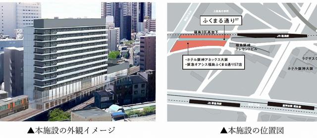 """<p>朝から晩まで一日中おいしく楽しい通り</p> <p>「FUKUMARU DORI 57」5月15日通り開き!</p> <p>JR大阪環状線高架下に軒を連ねる様々な店舗と</p> <p>""""和""""の趣を感じられるホテル阪神アネックス大阪、</p> <p>そして様々な食を自由に楽しむことができる阪急オアシス。</p> <p>あらゆる個性が融合し一体となったこの通りに、地域の人たち、</p> <p>そしてここを訪れた人たちの「フフフ」という笑い声が響き合い、</p> <p>たくさんの「福」があふれる通りとしてにぎわうように――</p> <p>そんな願いを込めて「ふくまる通り57」と名付ける。。。</p> <p>http://bit.ly/2w1Ks5s</p><div class=""""news_area is_type01""""><div class=""""thumnail""""><a href=""""http://bit.ly/2w1Ks5s""""><div class=""""image""""><img src=""""https://scontent-nrt1-1.xx.fbcdn.net/v/t1.0-9/60228285_2222072737858000_313270469279088640_o.jpg?_nc_cat=102&_nc_ht=scontent-nrt1-1.xx&oh=5b1d8733131c4b003c06040b5128b5c3&oe=5D6DA482""""></div><div class=""""text""""><h3 class=""""sitetitle"""">阪神電鉄 沿線活性化担当</h3><p class=""""description"""">【5/15(水)ふくまる通り57通り開き】...</p></div></a></div></div> ()"""