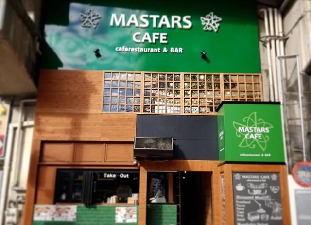 マスターズ カフェ