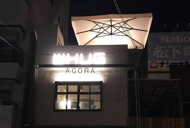 "<p>【 HUG AGORA Minami Tenma 】ライフスタイルショップ 2019.11/8オープン</p> <p>大阪市北区天満2-12-1 AGORA Bldg.</p> <p>大阪ミナミのなんばパークスから移転。新しい容のライフスタイルを提案するショップ。</p> <p>http://bit.ly/2Nn60Tk</p><div class=""news_area is_type01""><div class=""thumnail""><a href=""http://bit.ly/2Nn60Tk""><div class=""image""><img src=""https://scontent-hkg3-2.xx.fbcdn.net/v/t1.0-9/76647891_3702945099730851_7308302108762046464_o.jpg?_nc_cat=107&_nc_oc=AQk063Vkv34v_dO9kz5CXIX1OmTcy20xCFQuX8jsgX4_Fp5f5guuEO4XJi_Z1C9Hcvk&_nc_ht=scontent-hkg3-2.xx&oh=25642b678351371c0fe8e7aa10a69a73&oe=5E519A34""></div><div class=""text""><h3 class=""sitetitle"">HUG AGORA 南天満</h3><p class=""description"">HUG AGORA 南天満さんがカバー写真を変更しました。</p></div></a></div></div> ()"