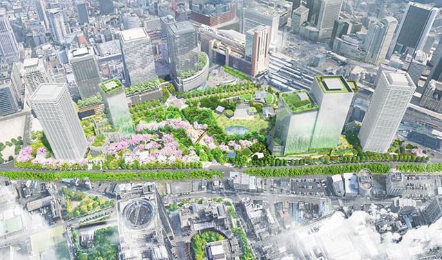 """<p>大阪駅前の「(仮称)うめきた2期地区開発事業」本格始動!</p> <p>みどりとイノベーションの融合拠点というまちづくり方針の理念をふまえ、</p> <p>先行開発区域プロジェクトのグランフロント大阪の開発実績も生かし、</p> <p>うめきたから大阪、関西、そして世界をリードするまちづくりに取り組んでいく。</p> <p>今後のスケジュール(予定)<br />2020年4月都市計画決定<br />2020年度下期 民間宅地着工(南街区、北街区)<br />2024年夏頃 先行まちびらき(一部民間宅地および一部都市公園)<br />2027年度 うめきた2期地区全体開業(民間宅地および都市公園)</p><div class=""""thumnail post_thumb""""><a href=""""""""><h3 class=""""sitetitle""""></h3><p class=""""description""""></p></a></div> ()"""