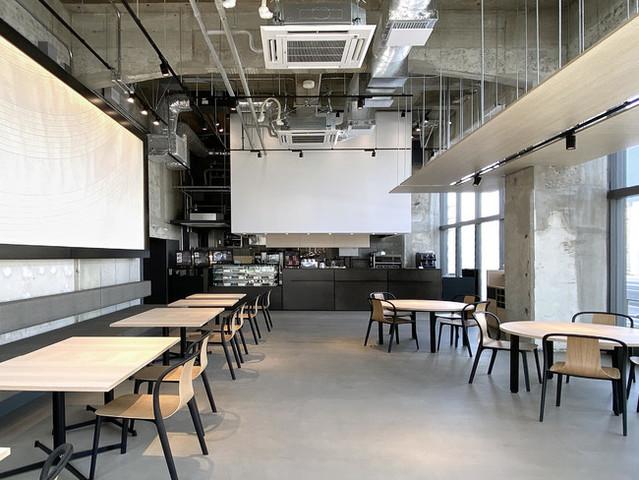 "<div>アートファンの憩いの場を目指すカフェ</div> <div>「TERRADA ART COMPLEX CAFE」3月1日オープン!</div> <div>ミュージアムや屋外アートを堪能したあとは、</div> <div>旬の食材を活かしたボリューム満点のランチと</div> <div>バリエーション豊富なドリンクやスムージーを楽しめる。。</div> <div>https://www.terrada.co.jp/ja/news/10379/</div> <div>https://www.instagram.com/p/CMMN5Z-DMP5/</div> <div>https://www.facebook.com/terrada.official</div><div class=""news_area is_type01""><div class=""thumnail""><a href=""https://www.terrada.co.jp/ja/news/10379/""><div class=""image""><img src=""https://www.terrada.co.jp/ja/wp-content/uploads/sites/2/2021/03/unnamed-1200x630.jpg""></div><div class=""text""><h3 class=""sitetitle"">寺田倉庫、「TERRADA ART COMPLEX CAFE」をオープン | NEWS | 寺田倉庫 Warehouse TERRADA</h3><p class=""description"">寺田倉庫、「TERRADA ART COMPLEX CAFE」をオープン</p></div></a></div></div> ()"
