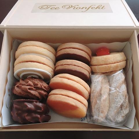 なかなか出かけるのが難しい状況なので特別なクッキーをお取り寄せしました。<br />丁寧に作られたクッキーは見た目も美しく、一つ一つ異なる味わいでとても美味しかったです。 ()