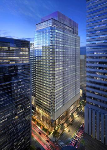 "<p>フォーシーズンズホテルや店舗、オフィスなどの大規模複合施設</p> <p>「(仮称)OH-1計画」2020年2月末に竣工予定!</p> <p>地上31階地下5階のA棟と、地上40階地下5階のB棟からなる開発</p> <p>建物は主にオフィスビルとなるが、店舗やホテル、宴会場、多目的ホールが</p> <p>入るなど、複合施設として多くの人に開かれたスポットになる。。</p> <p>http://bit.ly/2koTLu3</p><div class=""news_area is_type01""><div class=""thumnail""><a href=""http://bit.ly/2koTLu3""><div class=""image""><img src=""https://www.mitsuifudosan.co.jp/common/images/thum/sns_top.jpg""></div><div class=""text""><h3 class=""sitetitle"">三井不動産  大手町における大規模複合開発「(仮称)OH-1計画」着工</h3><p class=""description"">三井不動産 ニュースリリース</p></div></a></div></div> ()"