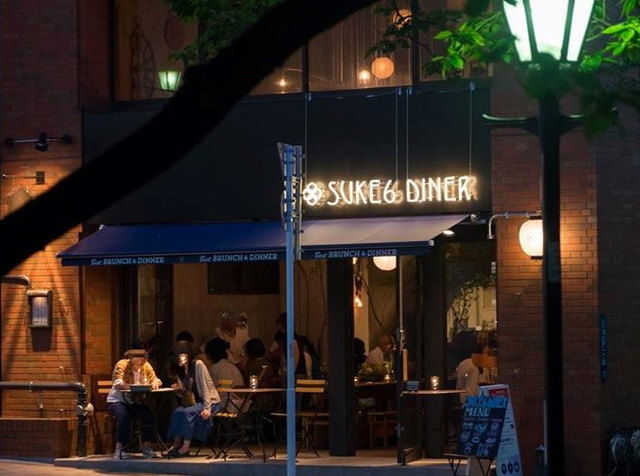 <p>「suke6 diner」</p>